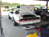 "Jimmy Flemming installed 3"" exhaust on his restored Macho T/A # 53 1979 400 4speed Trans Am"
