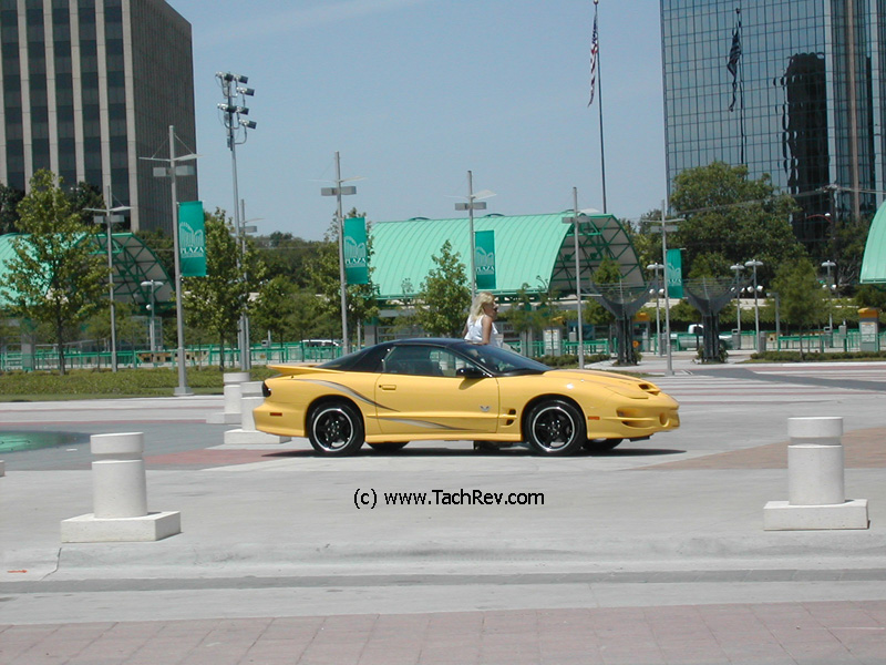 35th Anniversary 2002 Trans Am Special Edition