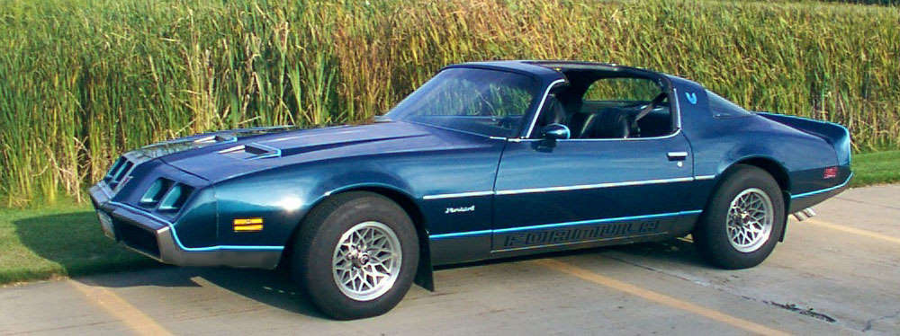Mike Rowe S 1979 400 4 Speed Pontiac Firebird Formula Page