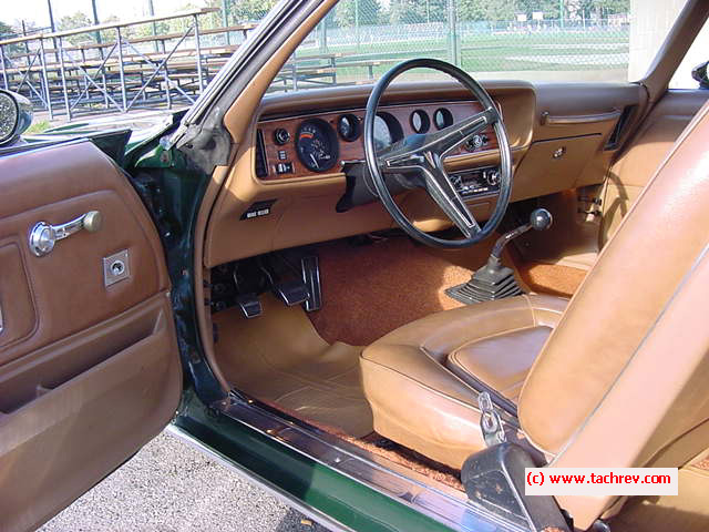 Super Sano office of this remarkably preserved 2nd Generation Firebird Formula 4-speed