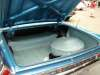 1962 Pontiac Bonneville Convertible show detailed trunk compartment