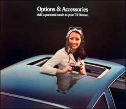 1973 Options & Accessories