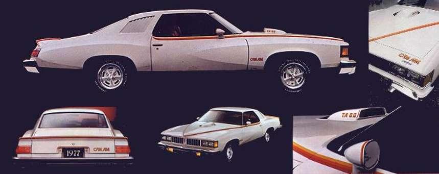 1977 pontiac gto