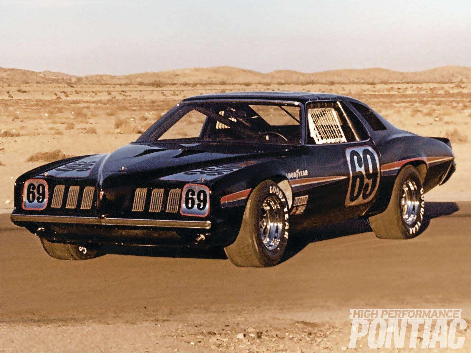 1973 Pontiac Grand Am National Sedan Racer On Gto Project Car Here
