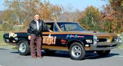 Jim Wangers and his 1966 GeeTO TIGER Drag Racer