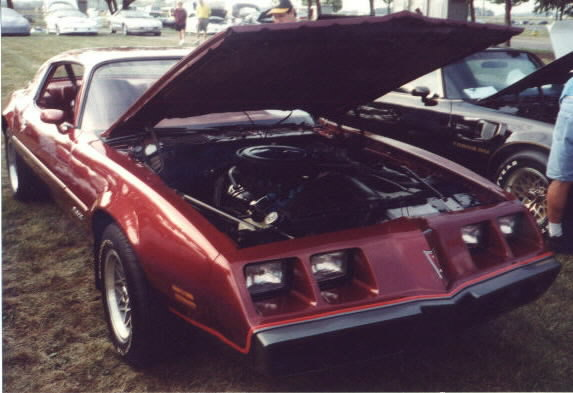 1979 Formula Firebird 400 4-speed.