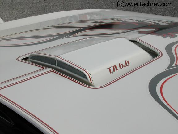 1977 Trans Am Shaker Scoop