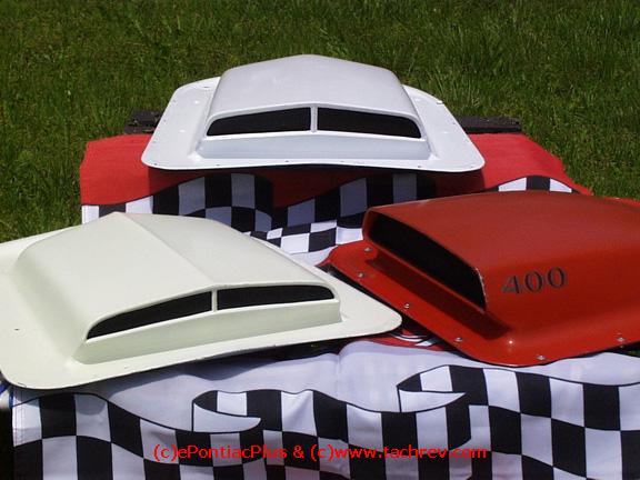 2nd Generation Trans Am Shaker Hood Scoop Kits.