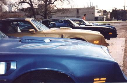 1978 Trans Am Shaker Scoop