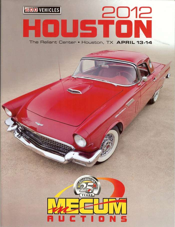 Houston Mecum 2012 Saturday link here!