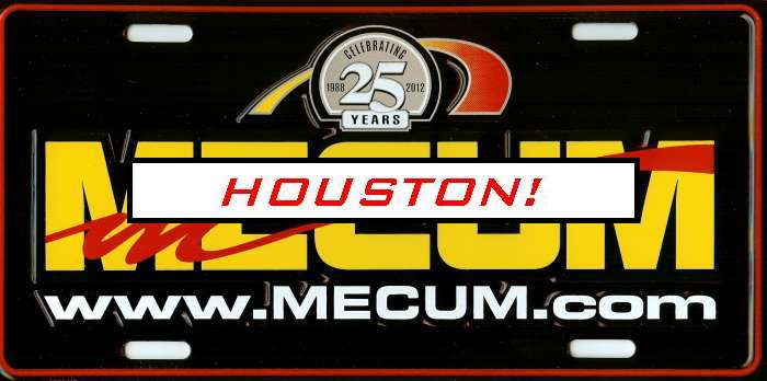 Houston Mecum 2012 Friday link here