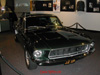 Front view of the BULLETT Steve McQueen Mustang.