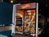 This display shows the various custom car themes of Hot Wheels® vehicles.