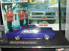 The Pontiac GTO's popularity is highlighted in this Hot Wheels® vehicle display.