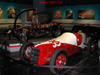 Roadsters, T-Buckets and Racers make up part of the Bruce Meyer Gallery Hot Rod collection.