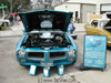 "Joan Duncan's pristine 1971 455 HO 4 speed Lucern Blue Trans Am is also known as ""Bad Bird"" has also been highlighted in more than one of Steve Statham's Pontiac publications. Fjj"