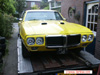 """On The Trailer"" Rob Conrads Firebird"