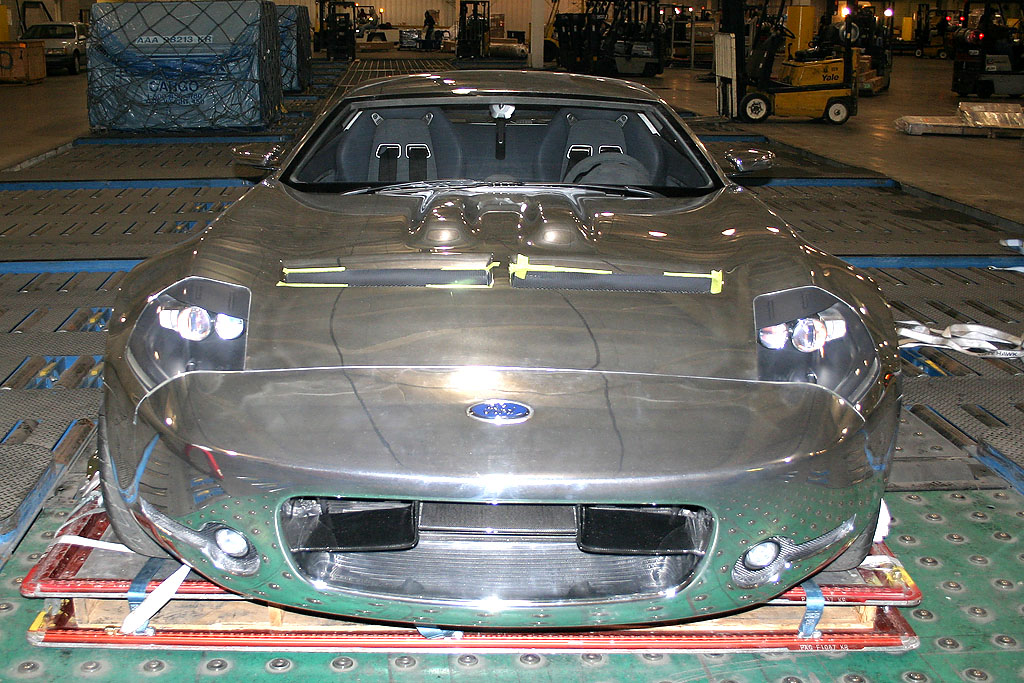 2007 Ford Shelby GR1 concept car