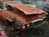 Wally Wersching's Poncho finds: A Row of 1969 Firebirds