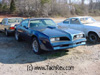 Wally Wersching's Poncho finds: 1977 or 78 Trans Am
